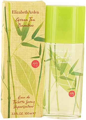 Greën Tea Bämboo Perfumé For Women 3.3 oz Eau De Toilette Spray