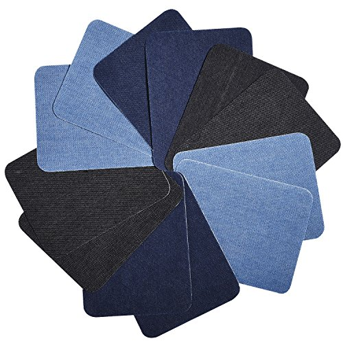 eboot-12-pieces-iron-on-patches-iron-on-denim-cotton-patches-iron-on-repair-kit-5-by-3-3-4-inch