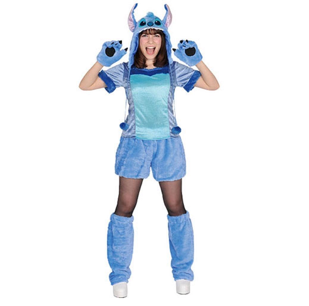 Steampunk Disney's Lilo & Stitch - Stitch Pullover Costume - Unisex Adult Costume