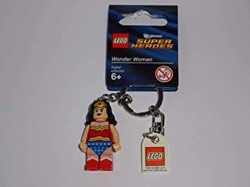 LEGO Super Heroes Wonder Woman Key Chain