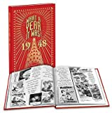 1948 What A Year it Was Book: 70th Anniversary or 70th Birthday