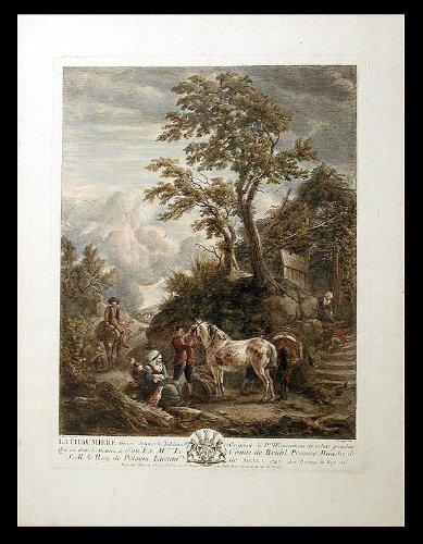 Rural Scene in Holland -