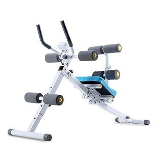 Potenziamento muscolare Macchine per Addominali Attrezzature per Il Fitness multifunzionali Tavola ausiliaria per l'allenamento Domestico Allenatore Addominale Femminile