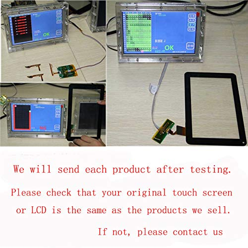 """New Touch screen Panel digitizer replacement for 10.1/"""" Selecline AN101 G4"""