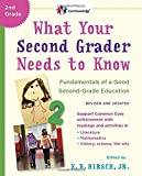 What Your Second Grader Needs to Know (Revised and Updated), E. D. Hirsch, 0553392409