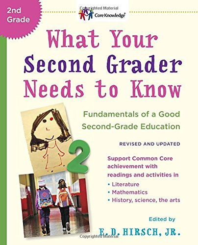 What Your Second Grader Needs to Know (Revised and Updated ...