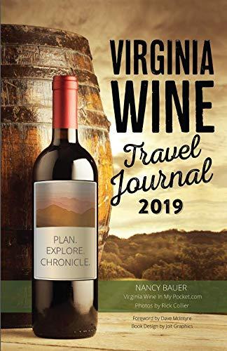 Virginia Wine Travel Journal (2019 Edition)