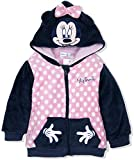 Disney Minnie Mouse Baby Spots and Hands Jumper with Hood Blue 18 Months