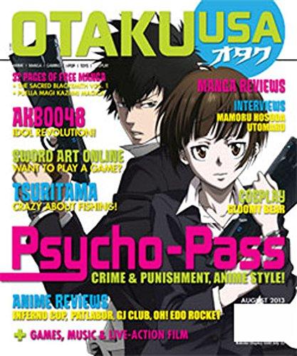 More Details about Otaku USA Magazine