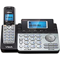 VTech Dect 6.0 Two-Line Cordless Phone System
