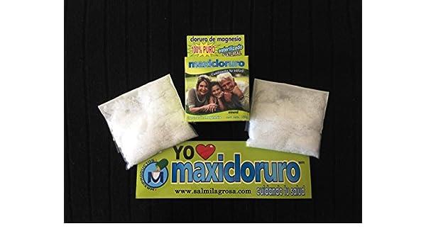 Amazon.com: Cloruro De Magnesio Magnesium Cloride (2 ...
