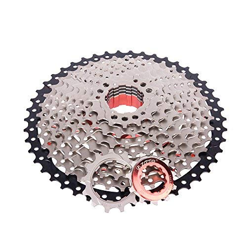 Ztto 10 Speed 11-46T Wide Ratio Cassette for Mountain Bikes by Ztto (Image #4)