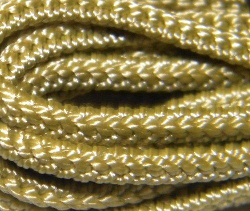 GREATLACES Desert USMC Tan Nylon Speedlace For Tactical Combat Boot Laces Shoelaces (1 Pair Pack)