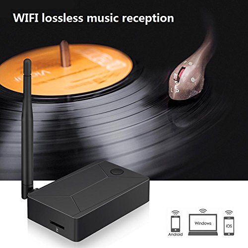 MKChung Mini WIFI Music Box Receiver, APP Control Wireless Music Receiver by MKChung (Image #3)