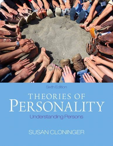 Theories of Personality: Understanding Persons (6th Edition)