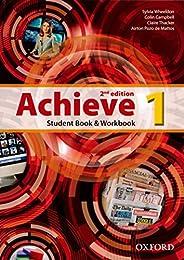 Achieve 1 - Student Book / Workbook - 02Edition