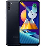 "SAMSUNG Galaxy M11 Pantalla 6.4"", resolución 720 x 1560 Pixeles, 5000 mAh 3GB 32GB Negro"