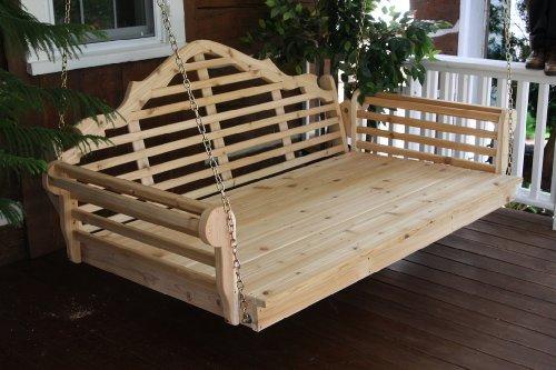 Furniture Barn Outdoor 6' Marlboro Swing Bed - Oversized ...