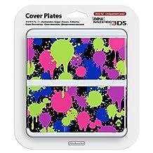 Kisekae Plate / Faceplate No.060 Splatoon [NEW Nintendo 3DS]