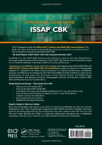 Buy official isc2 guide to the issap cbk second edition isc buy official isc2 guide to the issap cbk second edition isc2 press book online at low prices in india official isc2 guide to the issap cbk fandeluxe Choice Image