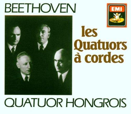 Beethoven: The Complete String Quartets + Grosse Fuge [Les Quatuors a Cordes]