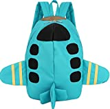 (US) Childer Toddler Backpack Neutral Airplane Baby Bookbag Preschool Kindergarten