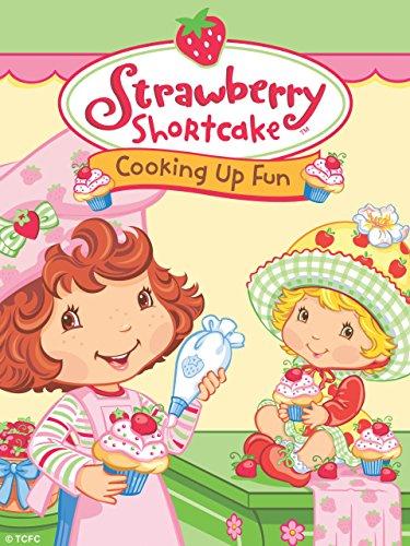 Amazon Com Strawberry Shortcake Cooking Up Fun Sarah