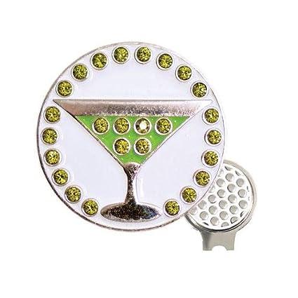 Amazon.com: MXM Bling - Marcador magnético de pelota de golf ...