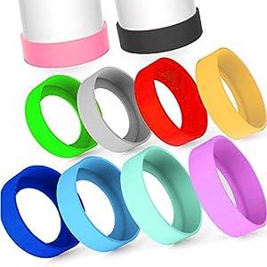 SIKAMI Bottom Protective Cover Cap Sleeve for Zojirushi Stainless Steel Mug (Lavender Pink, 2.55'' in diameter)