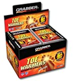 (US) Grabber Toe Warmers, 40 pairs