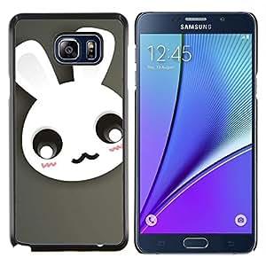 EJOOY---Cubierta de la caja de protección para la piel dura ** Samsung Galaxy Note 5 5th N9200 ** --Naturaleza Laguna Roca