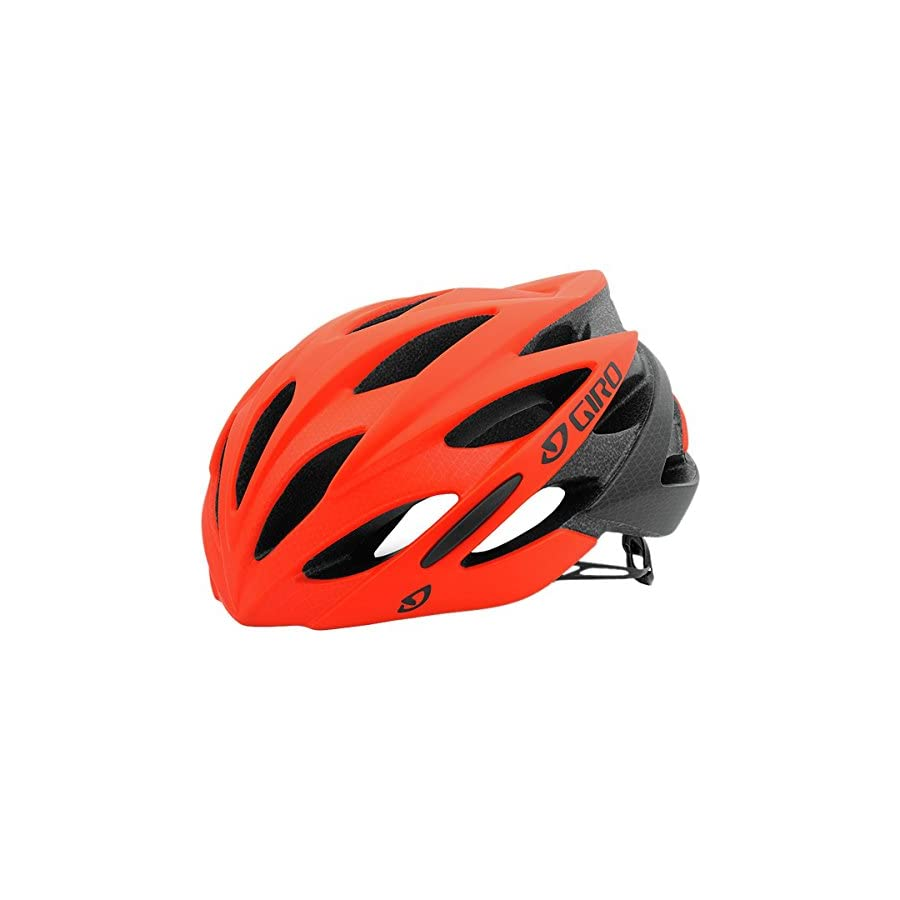 Giro Savant MIPS Helmet Matte Vermillion/Flame Fade, S