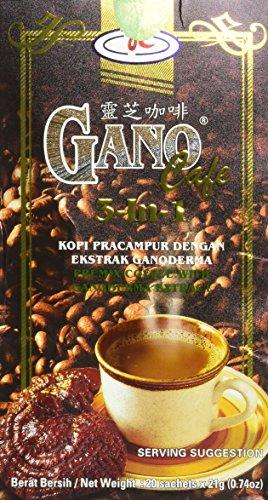 Ganoderma Lucidum Coffee - Gano Excel 3-in-1