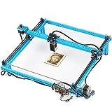 Sale: Save 40% - Makeblock DIY LaserBot - Anodized aluminum - Art Craft Printer - Engraver - Arduino - High-Precision 0.1mm - 1.6W 445nm Semiconductor