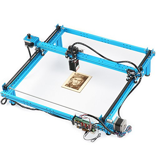 Price comparison product image Makeblock DIY LaserBot - Anodized aluminum - Art Craft Printer - Engraver - Arduino - High-Precision 0.1mm - 1.6W 445nm Semiconductor