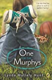 Front cover for the book One for the Murphys by Lynda Mullaly Hunt