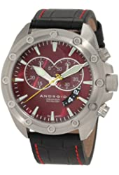 Android Men's AD465BR  Concept T 2 Chronograph Red Watch