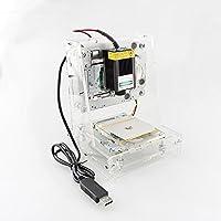 300mW Mini DIY Laser Engraving Machine Picture Logo CNC Laser Printer