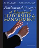Fundamental Concepts of Educational Leadership and Management (3rd Edition)