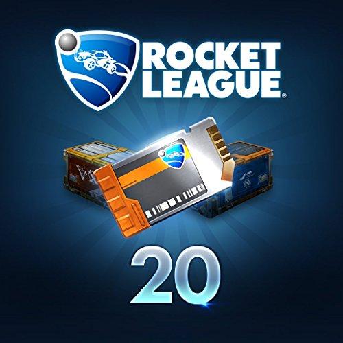 Rocket League Rocket League Crate Unlock Key X10 Ps4
