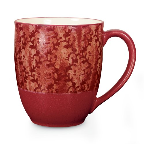 Noritake Elements Coral 12-Ounce Mug