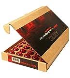 Rectorseal NPR41050PK Pink R410A Cap 1/4'' , 50-Pack