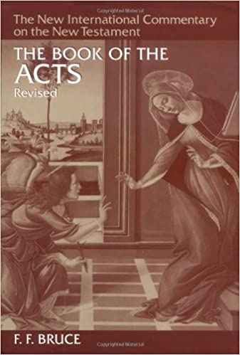 The book of the acts new international commentary on the new the book of the acts new international commentary on the new testament f f bruce 9780802825056 amazon books sciox Image collections