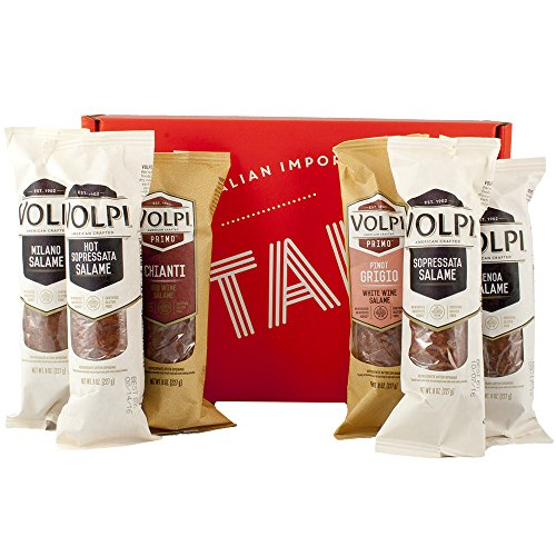 Volpi Salami, Salami, Salami Gift Set
