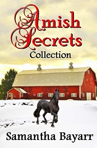 book cover of Amish Secrets