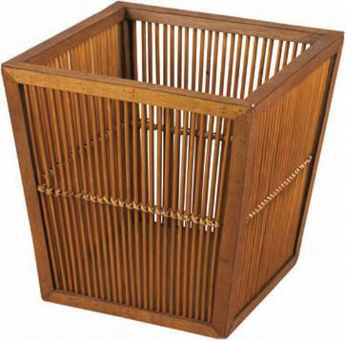 Household Essentials Whitney Designs WDML-6223 Square Bamboo - Bamboo Design Whitney