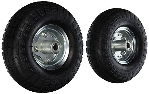 Pit Bull CHIT0012 AIR Tires Wheels, 10.00 x 6.00 x 10.00, White