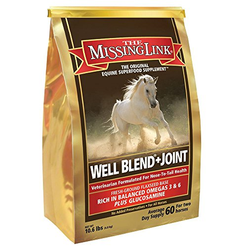 Image of The Missing Link 10-Pound Equine Plus Formula with Joint Support for Horses