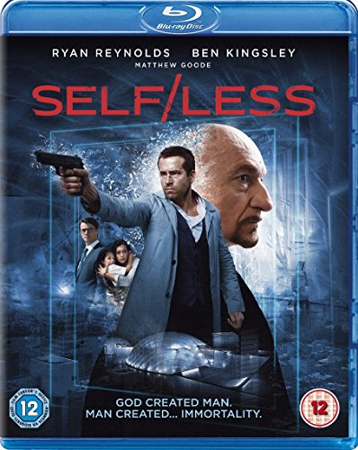 Self/Less [Blu-ray]