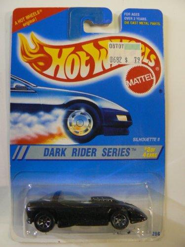 Hotwheels Dark Rider Series II #3 Silhouette ()